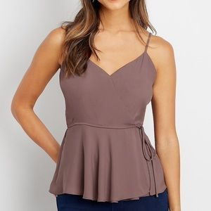 🆕 2/$25, 3/$30 Maurices tank, L